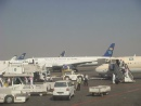 Saudi Arabian Airlines (Saudia) at Madinah Airport