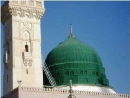 Green Dome of Masjid Nabawi