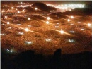 Muzdalifah (Night View)